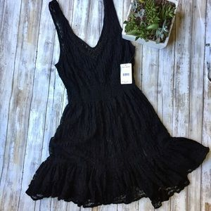 Free People Lace Sundress